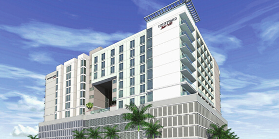 Daytona Beach Hotel Project